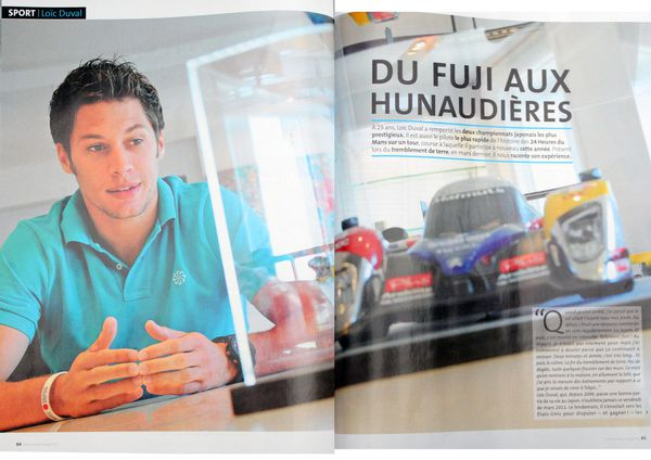 Automobile magazine-1- juillet 2011