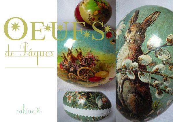 Oeufs de Pâques 2