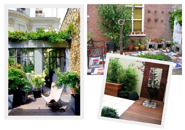 Cours et petits jardin 1