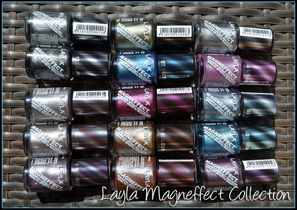 Layla Magneffect Collection