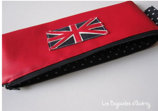 trousse union jack nico