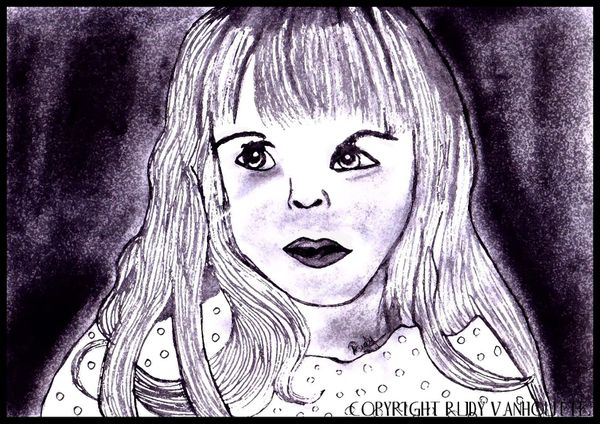 Heather O'Rourke by rudy