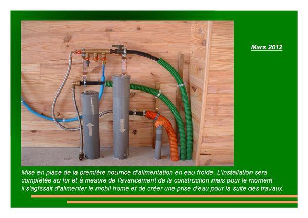 Mars 2012 nourrice alimentation eau le blog de philippe - Diametre alimentation eau maison ...