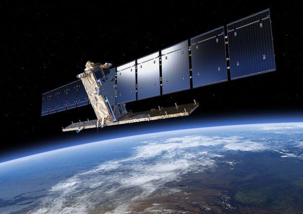 Copernicus - Sentinel-1 en orbite - ESA - EC