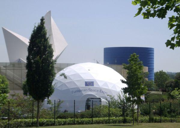 Toulouse Space Show - European Space Expo - Cité de l'espa