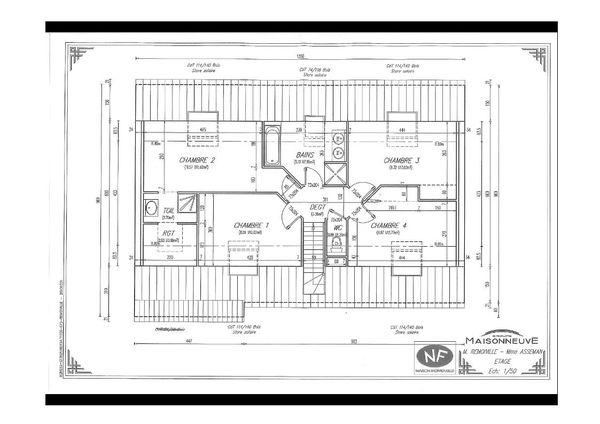 Signature des plans et demande de permis de construire for Signature permis de construire