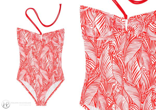 Collection 2012 Maillot de bain 1 piece by C et A