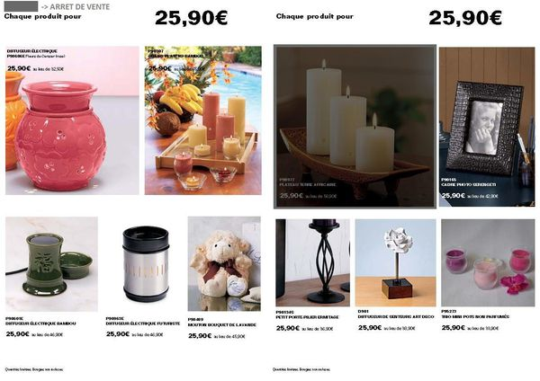 Flyer catalogue Bonnes Affaires BD2 Page 2-1