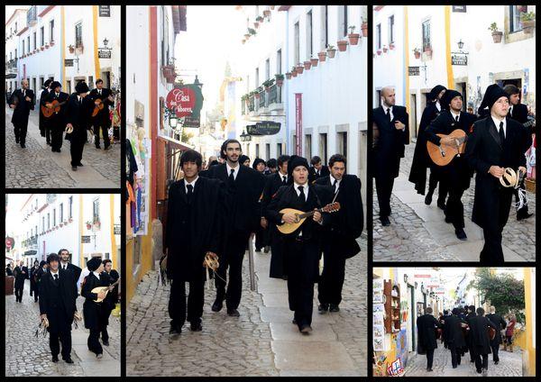 Tuna - groupe de musiciens univertaire portugais