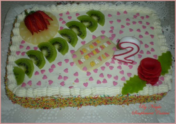 Decoration Genoise