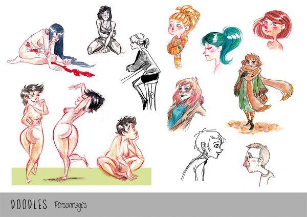 doodles copie