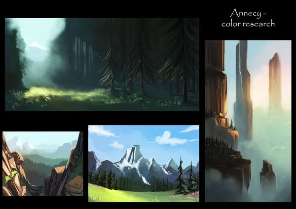 31 annecy color research