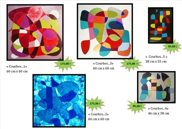 Galerie Courbes soldes