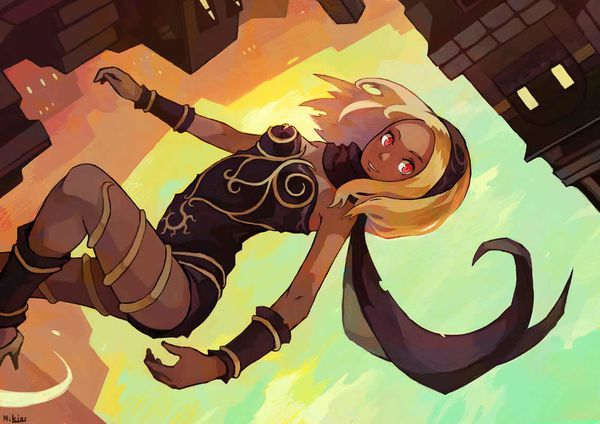 Gravity Rush up