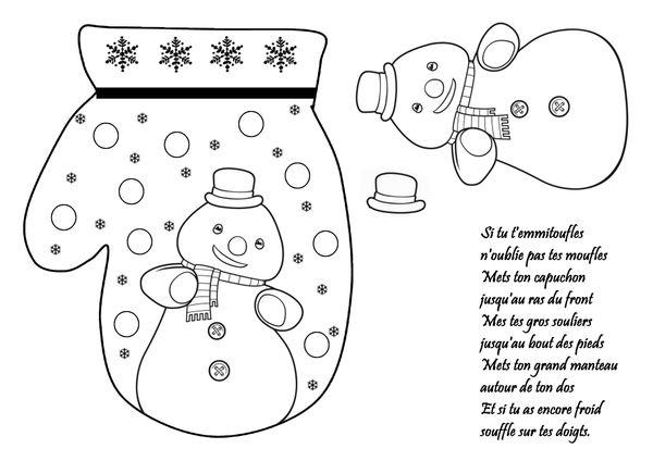 Pour noel le blog de nounoucoindespetits - Activite hiver maternelle ...