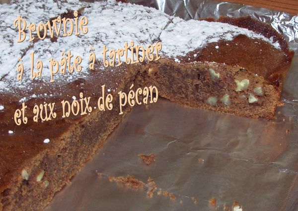 Brownie pâte à tartiner-pécan3