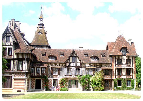 Manoir de Villers - Normandie 2