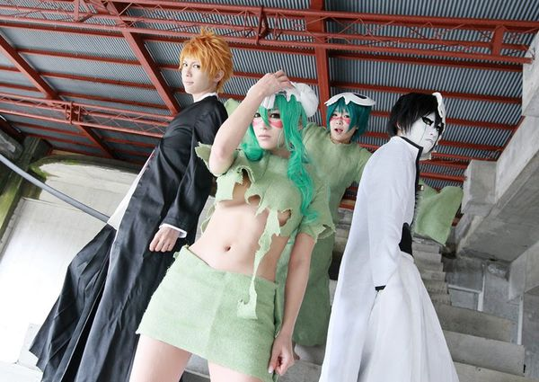 Cosplay Bleach(1)