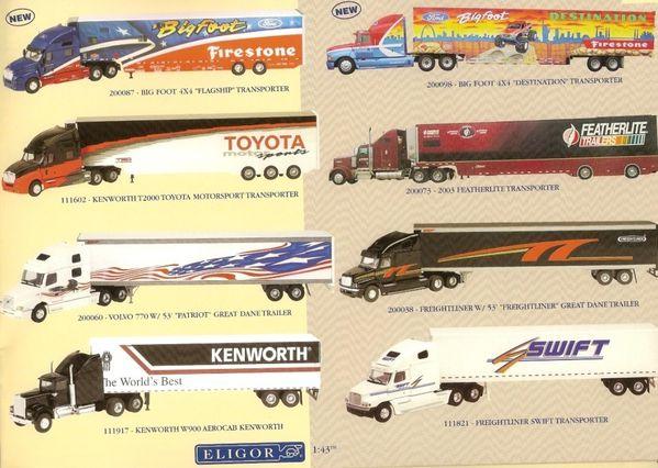 catalogue de camions eligor annee 2004 page9