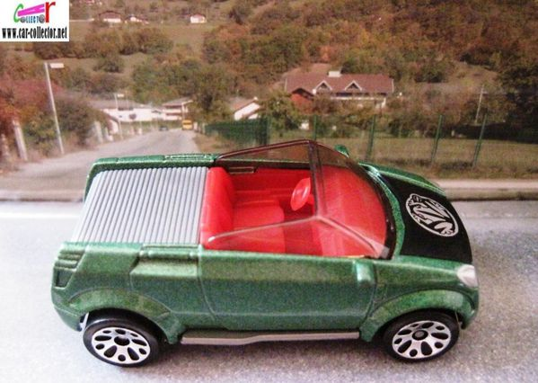 opel frogster matchbox voiture cabriolet convertible (2)