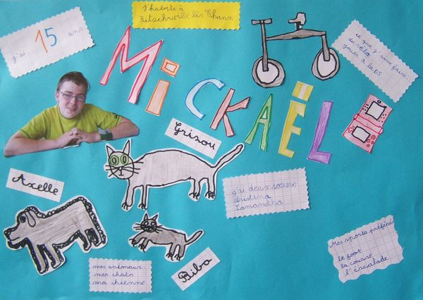 Mickeal