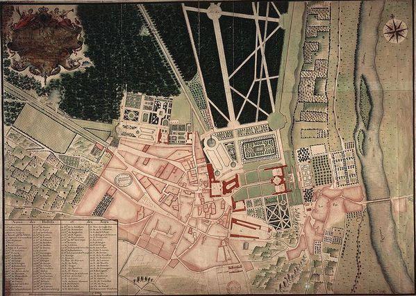 La terrasse Le Nôtre Le Parc et les jardins du Château de Saint-Germain-en-Laye