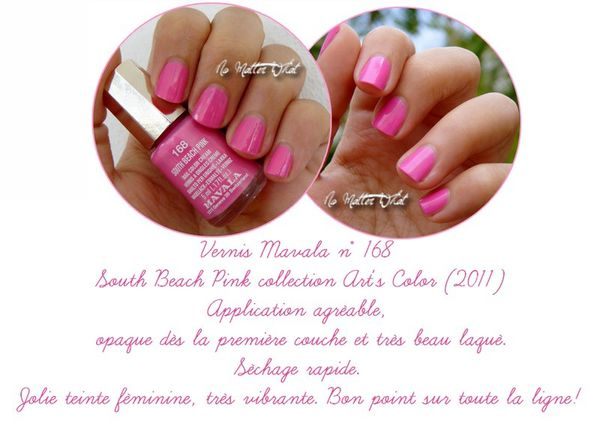 Swatch South Beach Pink