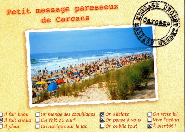 Carcans Carte Froissy recto