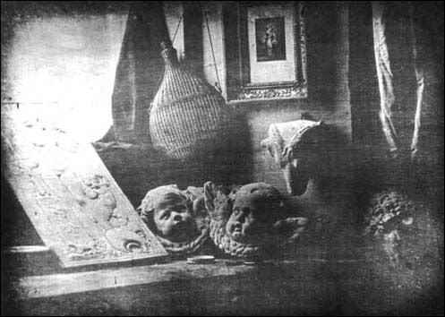 daguerre 1837 nature morte