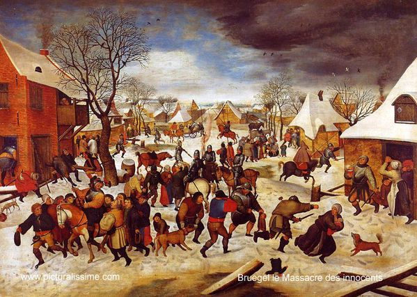 bruegel massacre l