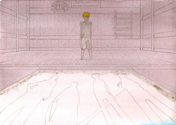 Naruto Ending Step2