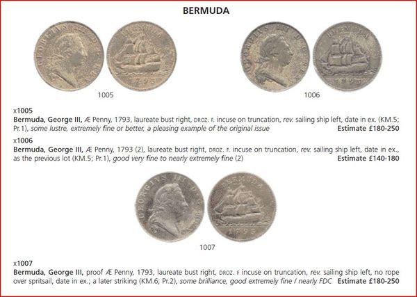 SPINK BERMUDA