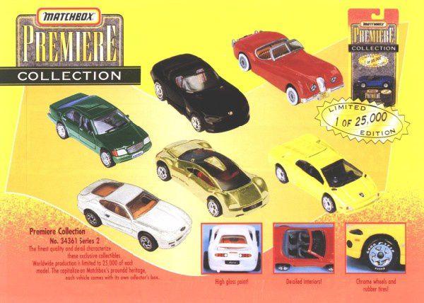 catalogue matchbox 1996.97 b16