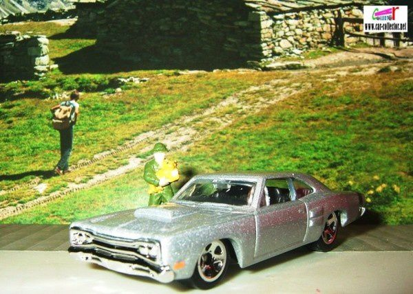 1969 dodge coronet super bee grey 2008.005 first editions