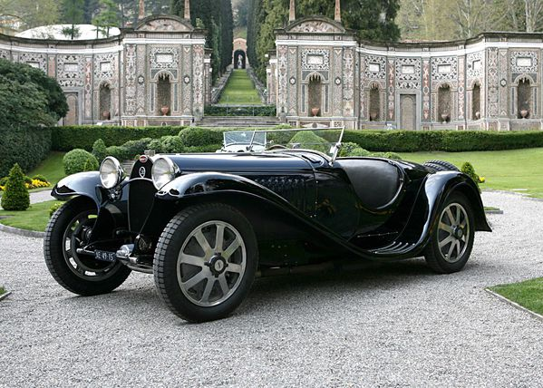 voitures de legende (31) : bugatti type 55 super sport roadster