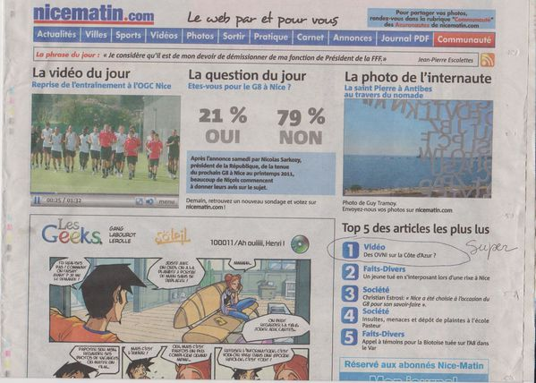Nice Matin Lecture3
