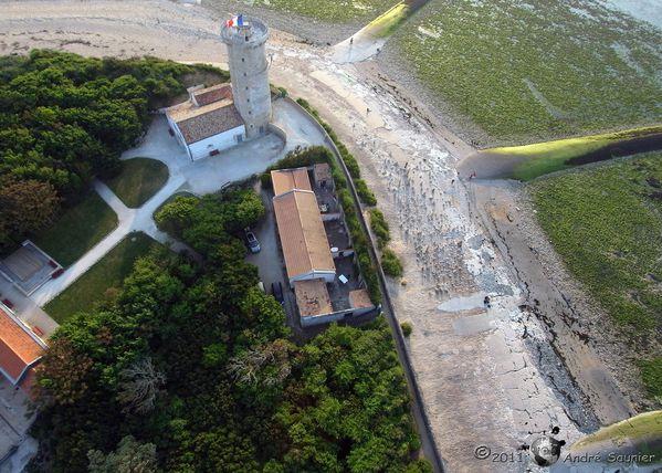 Ré, St Clément des Baleines, la vieille tour