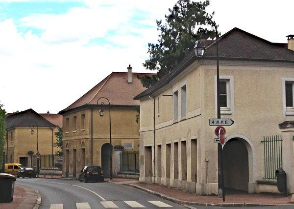 Les tanneries royales de Saint-Germain-en-Laye 22 bis, rue Schnapper
