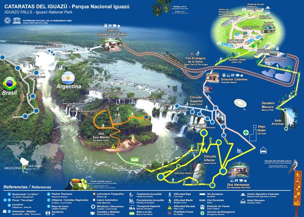 iguazu-falls-physical-map