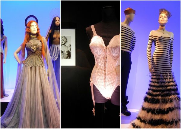 expo Jean-Paul Gaultier 2011