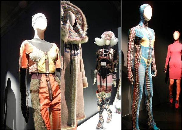 expo Jean-Paul Gaultier 20117