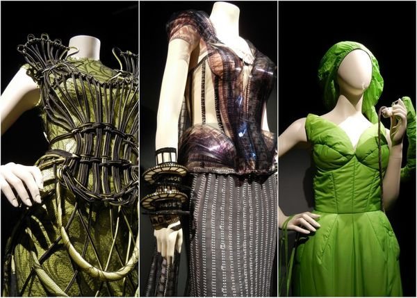 expo Jean-Paul Gaultier 20118