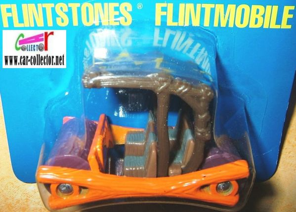flinstones flintmobile pierrafeu hot wheels