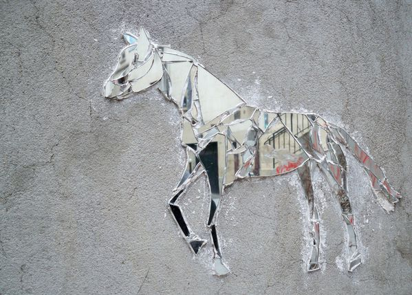 cheval-mosaique
