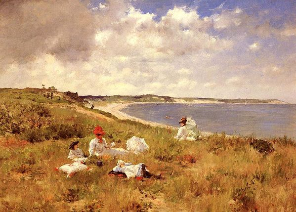 800px-Chase William Merritt Idle Hours 1894