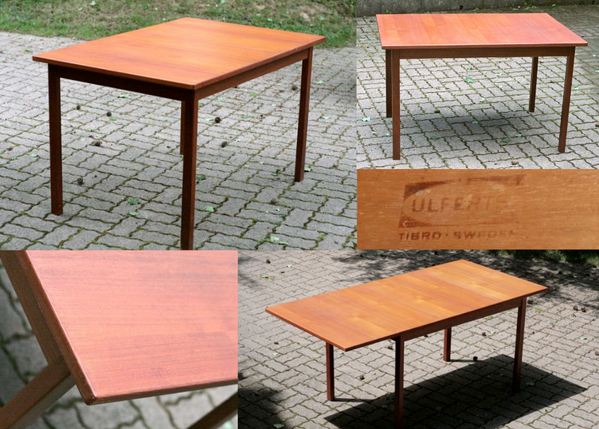 Table TECK ulferts