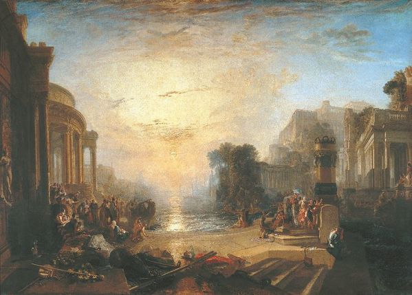turner, le déclin de l'empire carthaginois