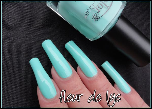 Vernis ongles collection printemps