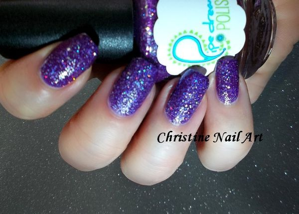 Pipe dream polish born to the purple a