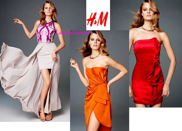 h&m 2012 conscious lookbook